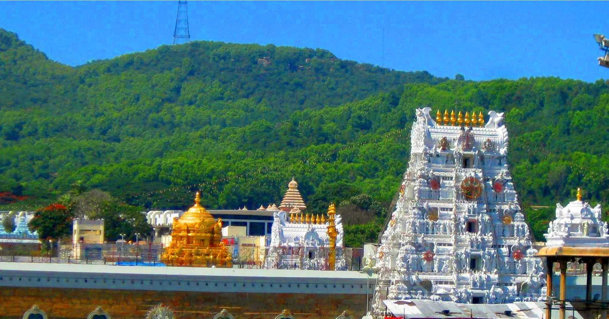 One day trip to Tirupati from Chennai
