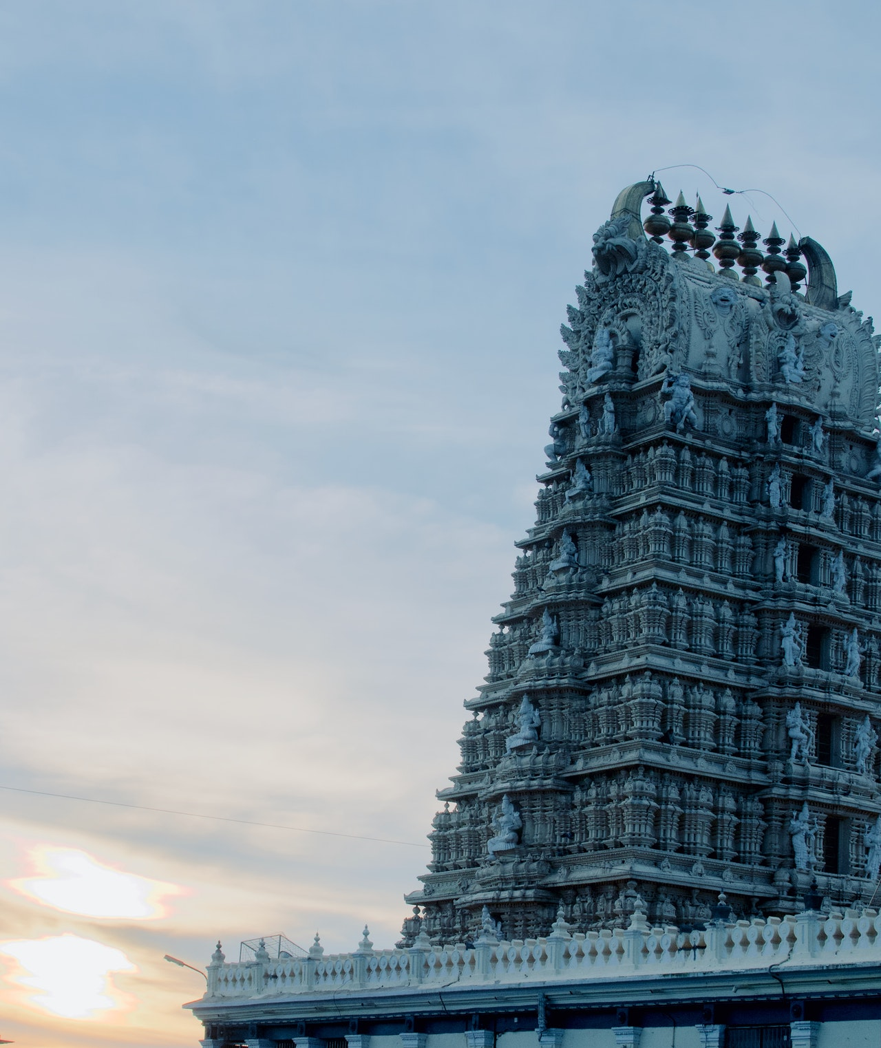 The best time to visit Tirupati is to avoid the rush!